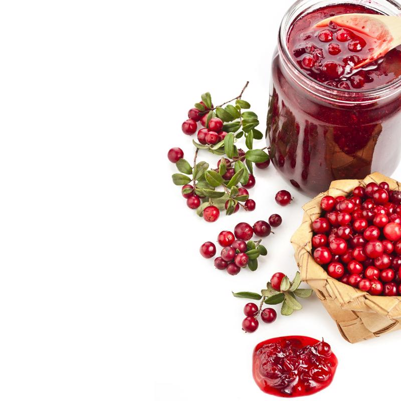 Homemade cranberry sauce is one of the most festive ways to enjoy these tiny berries.