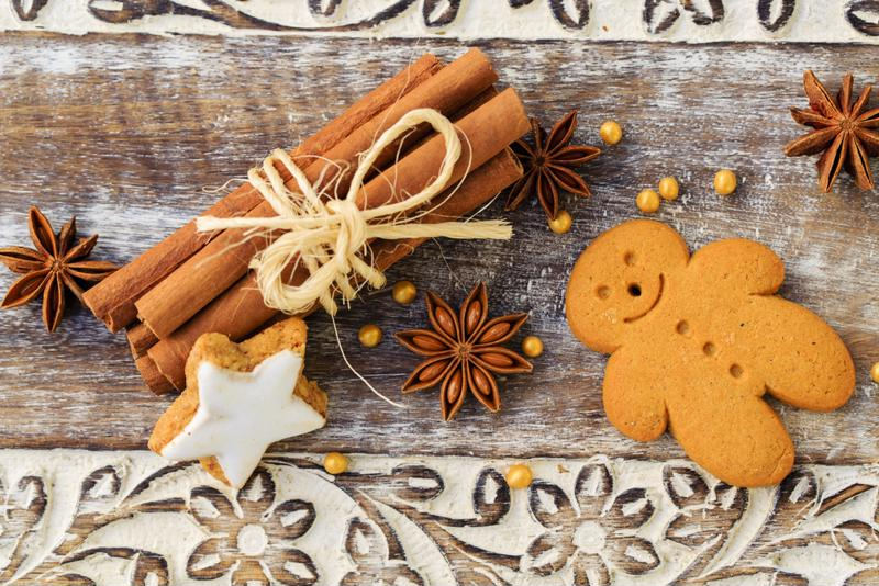 Baking gingerbread cookies will fill your home with warmth and an irresistible aroma this season.