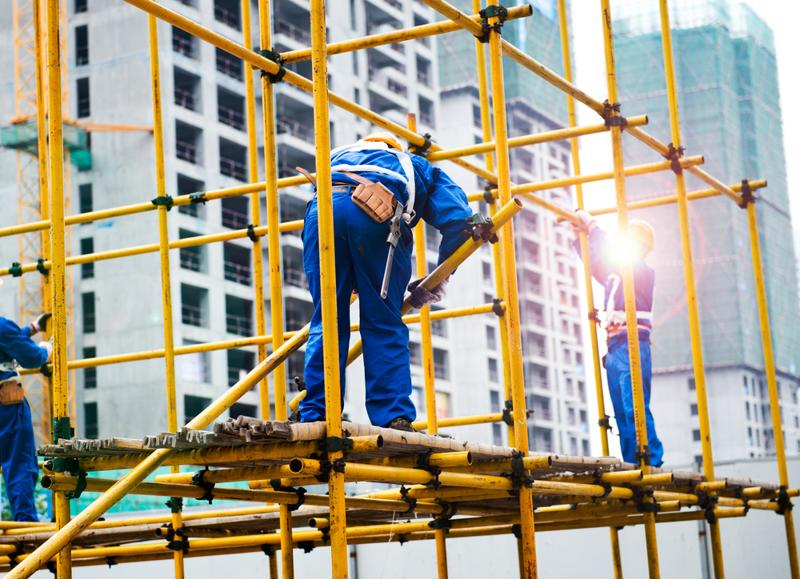 Companies failing to follow OSHA guidelines for scaffolding and other fall protection will be hit with increased fees in 2016.