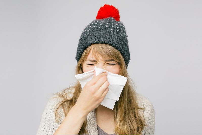 Do you have a winter cold or seasonal allergies?