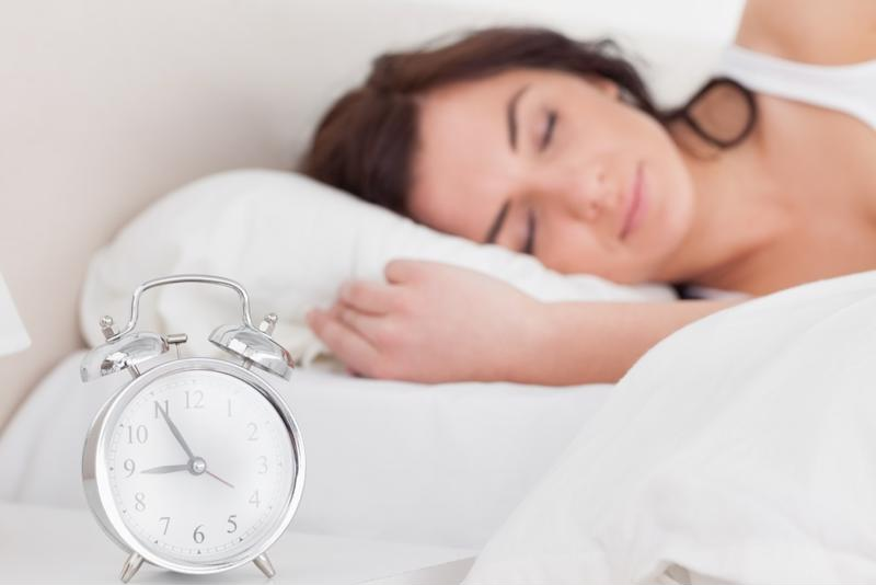 Try these tips for a peaceful sleep.