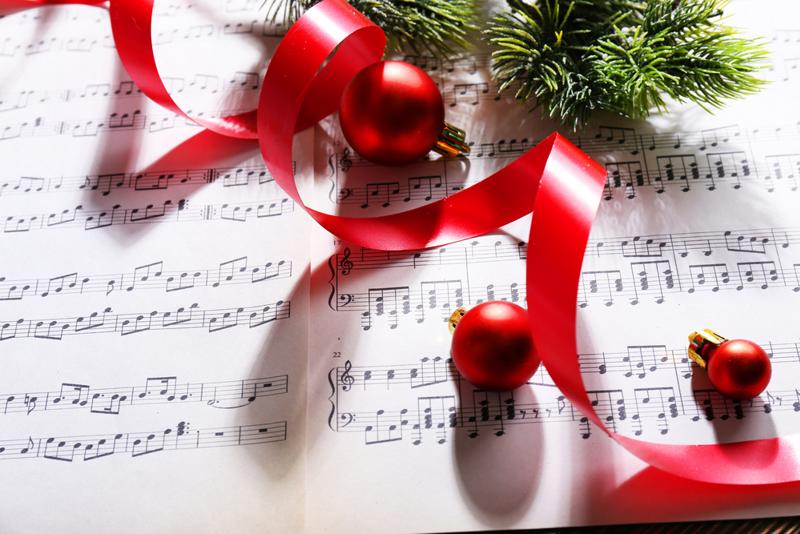Christmas caroling is a wonderful way to spread holiday cheer.