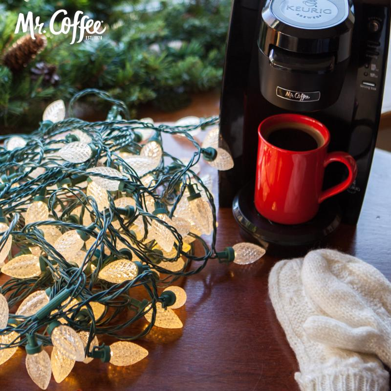 Coffee and Christmas just make sense together.