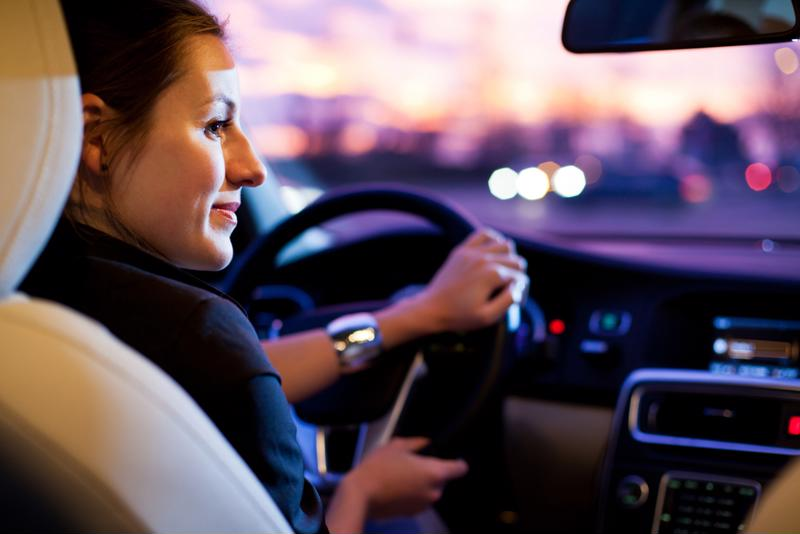 Your driving record may be less significant than your credit score in determining your auto insurance premium.