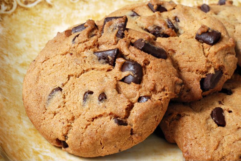Cette pâte pour biscuits aux brisures de chocolat peut être congelée pendant plusieurs mois.
