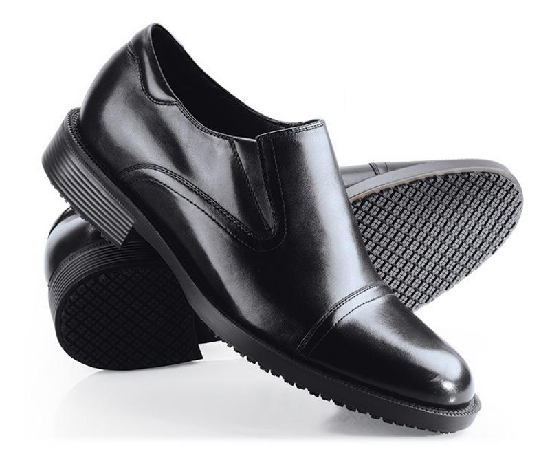 The Statesman is a dress shoe that won't let you down.