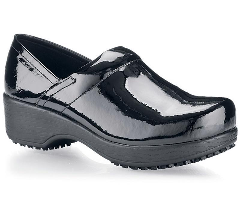 The Verona is a comfortable women's work shoe.