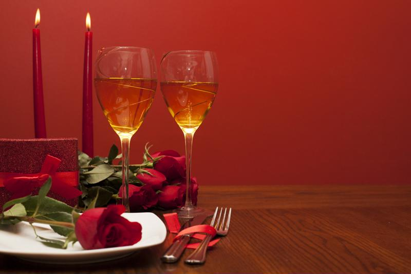Prepare a memorable meal at home for your Valentine.