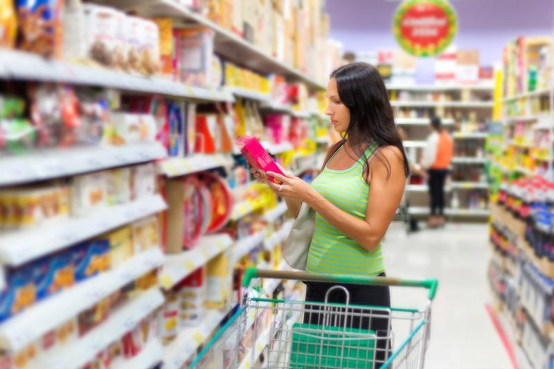 Make a grocery list based on each week's discounts, and be sure to stick to it when shopping.