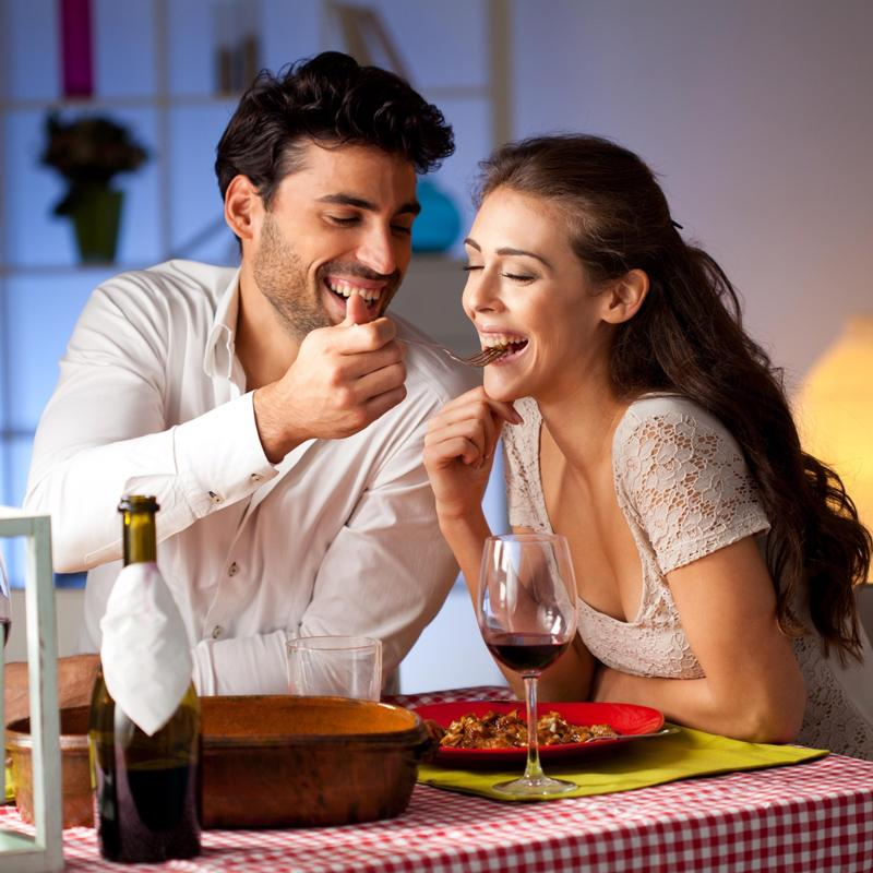 A romantic dinner doesn't have to be hard to make.