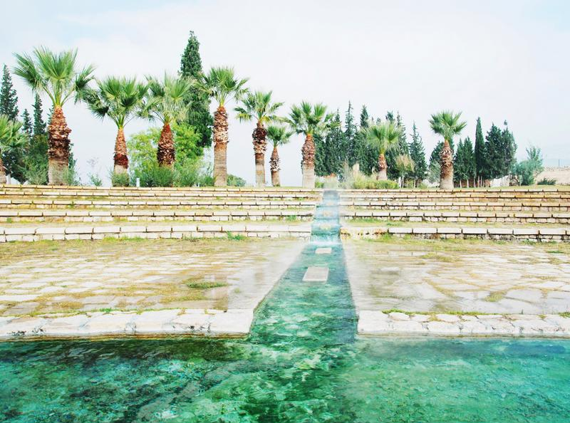The healing power of thermal baths has been practiced throughout the ages.