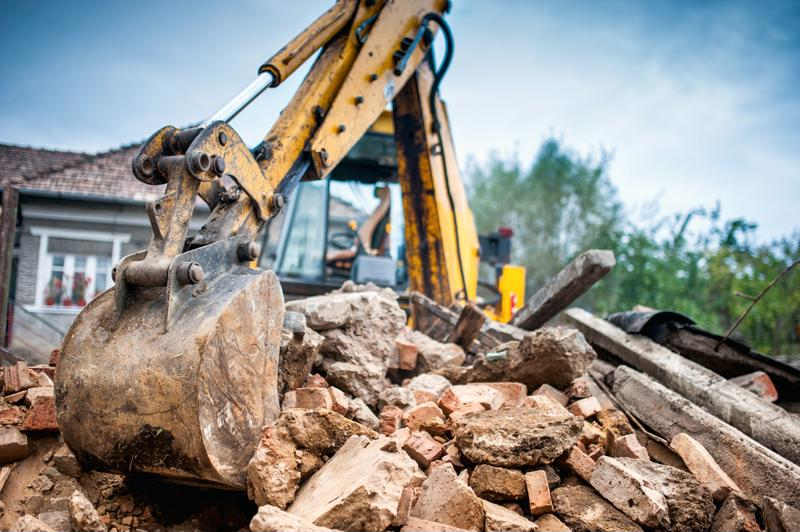 Construction can occasionally lead to premises pollution, so having the right insurance is key.