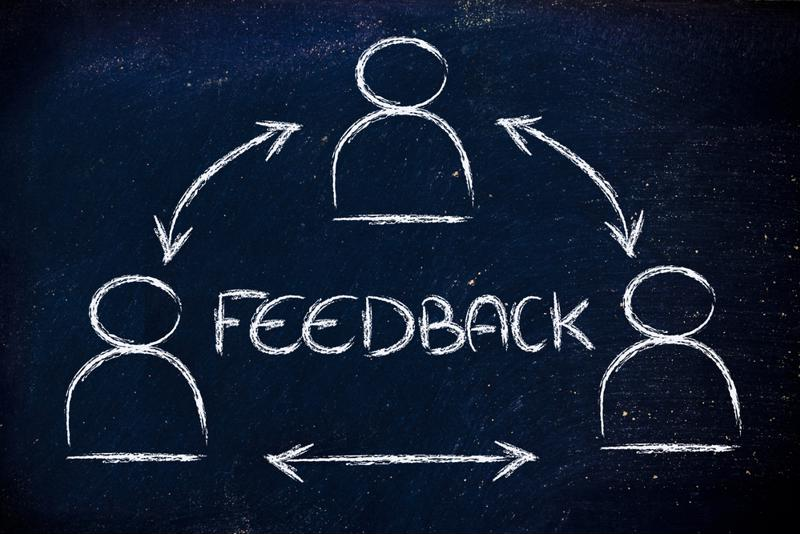 Your employees know the business like the back of their hand so don't be afraid to reach out for raw feedback.