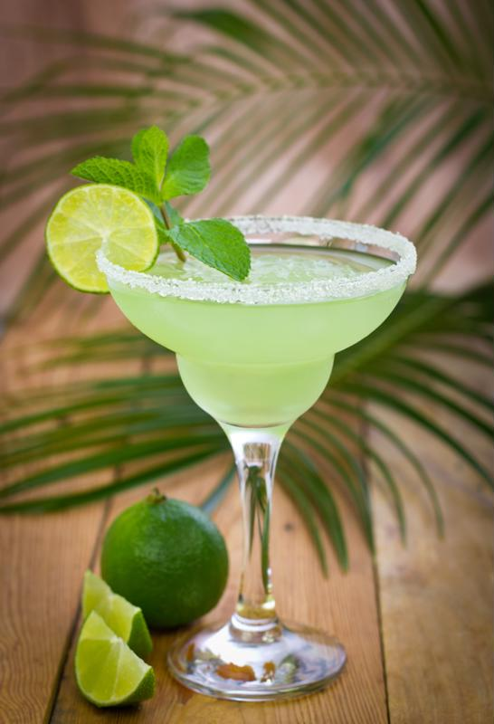 Just make sure the drink looks like a classic margarita.