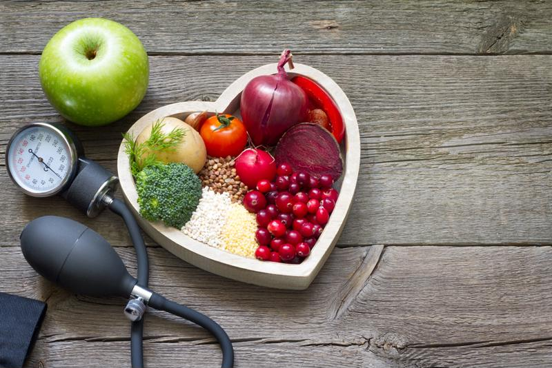 Proper diet and exercise are crucial for a heart healthy lifestyle.