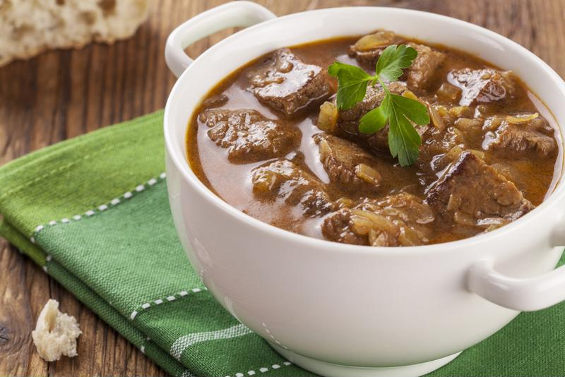 Enjoy this ultimate beef stew recipe on St. Patrick's Day.