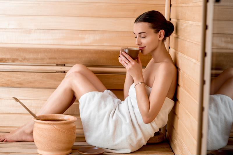 Tea can be used in almost every part of your spa day.