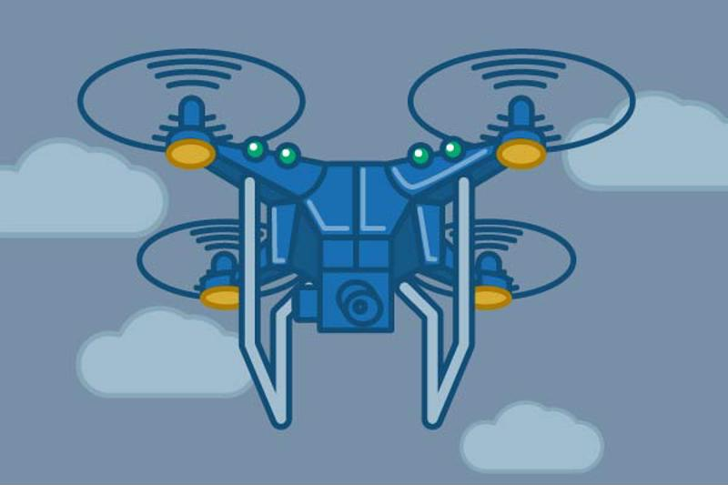 Drones are among the emerging technologies impacting law enforcement organizations in academia.