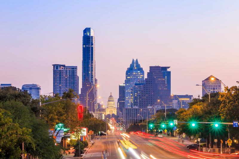 More tech companies are headed to Austin, Texas.