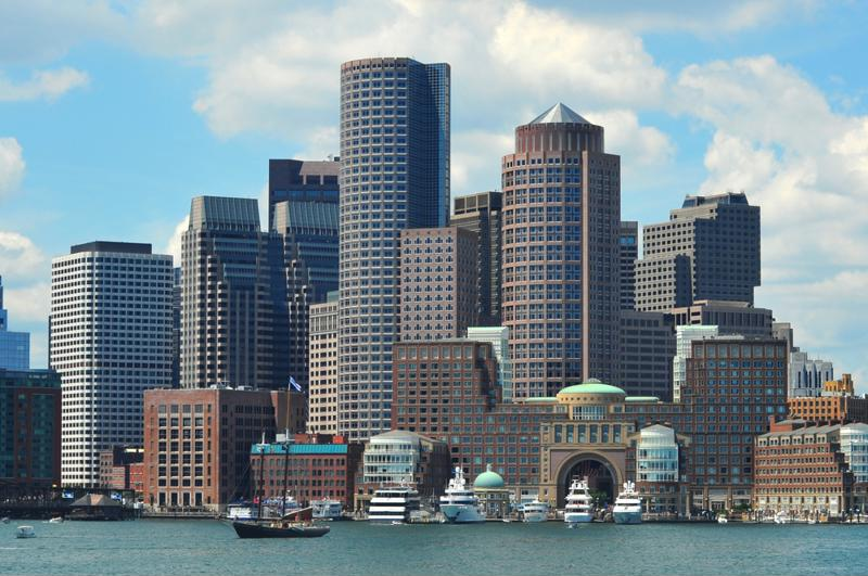 General Electric will be relocating to Boston's Seaport District.