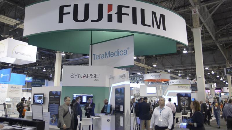 TeraMedica Division, Fujifilm, HIMSS, HIMSS16