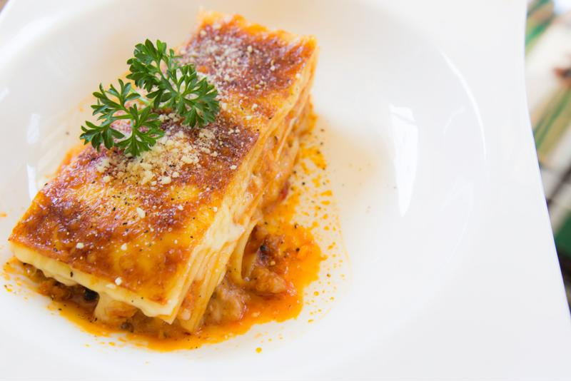 Spice up the traditional lasagna with this recipe.