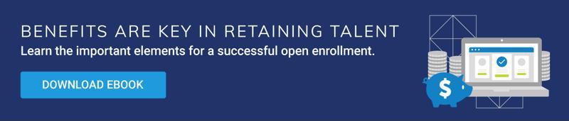 Open Enrollment eBook from PeopleStrategy