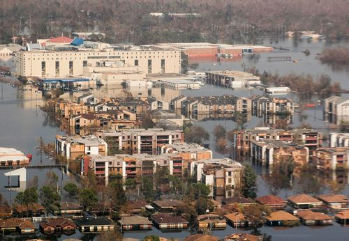 A natural disaster can put your company data at risk.