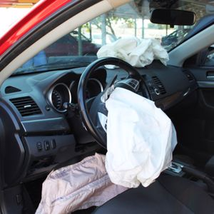 A recall of cars manufactured by major Japanese automakers was ordered due to potential airbag safety issues.