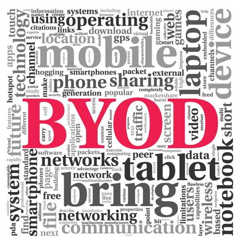 BYOD is cost effective but heightens security risks.