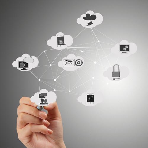 Cloud infrastructure drives digitization