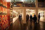 Come to UCSB's art exhibit Oct. 20 to meet Indian artist extraordinaire Salma Arastu.