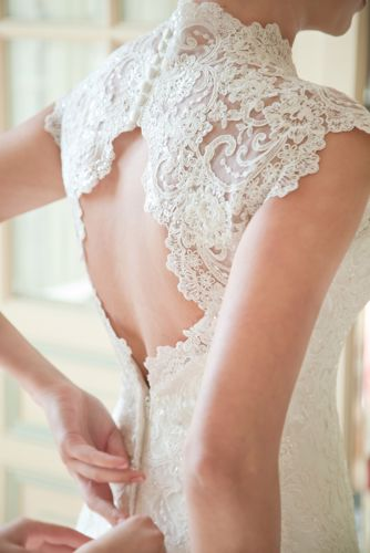 Consider these Golden Globes bridal trends.