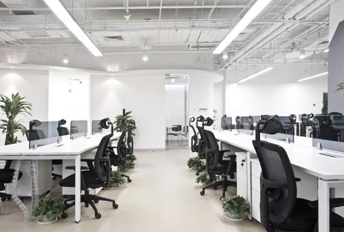 Could hot desking be a workable solution?