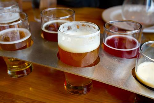 Craft beer is one of several beverage types that restaurants are prioritizing in 2019.