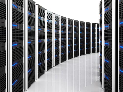 Data centers are growing incredibly fast, trying to keep up with demand.