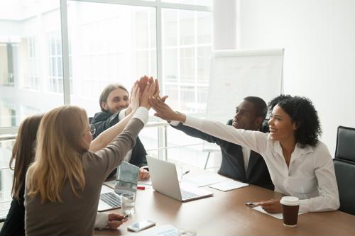 Empowered employees are happy employees