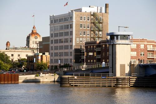 Green Bay is one of the smaller cities where the tech sector is thriving.