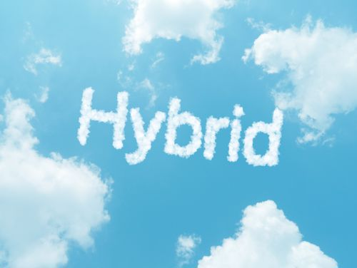 Hybrid cloud solutions can blend with on-prem for cost effective security