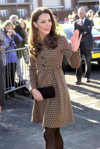 Kate Middleton admits fear of giving birth