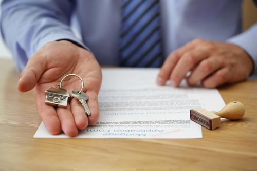 Lenders can testify to the tremendous amount of homebuying activity that's taking place.