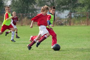 MVP in the making! Why your kids should play a sport