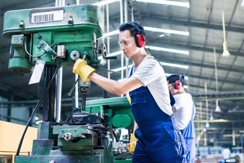 Manufacturers were in hiring mode in June, continuing the industry's growth trend.