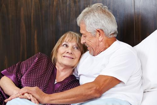 Researchers developed a communication intervention program to help couples affected by dementia.