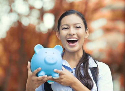 Tips for sticking to your savings goals