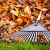 Something as simple as raking leaves can help establish a lasting bond with your children, which in the process builds the relationship with work that can help them later in life.