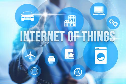 The Internet of Things is changiong the face of health care.