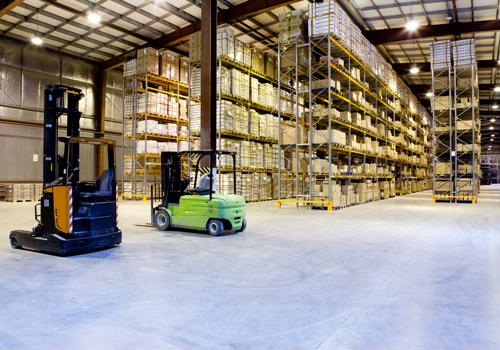 Warehouse automation can maximize space and reduce worker risks.