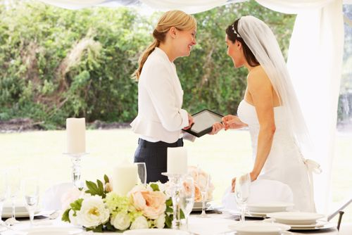 What should you look for in a wedding planner?