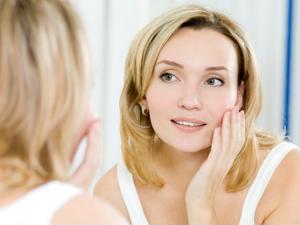 Reflections for laser skin rejuvenation.